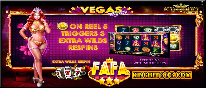 Game Slot Online Vegas Nights Fafa Slot Terbaru