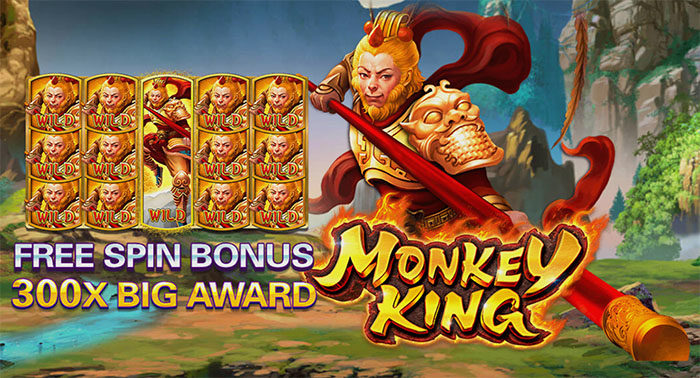 Agen Fafa Slot Monkey King Menerjang Big Win