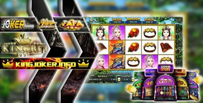 Agen Joker123 Game Slot Online Teraman Di Indonesia